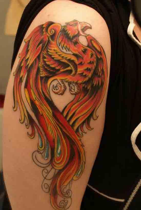 phoenix tattoos photo - 10