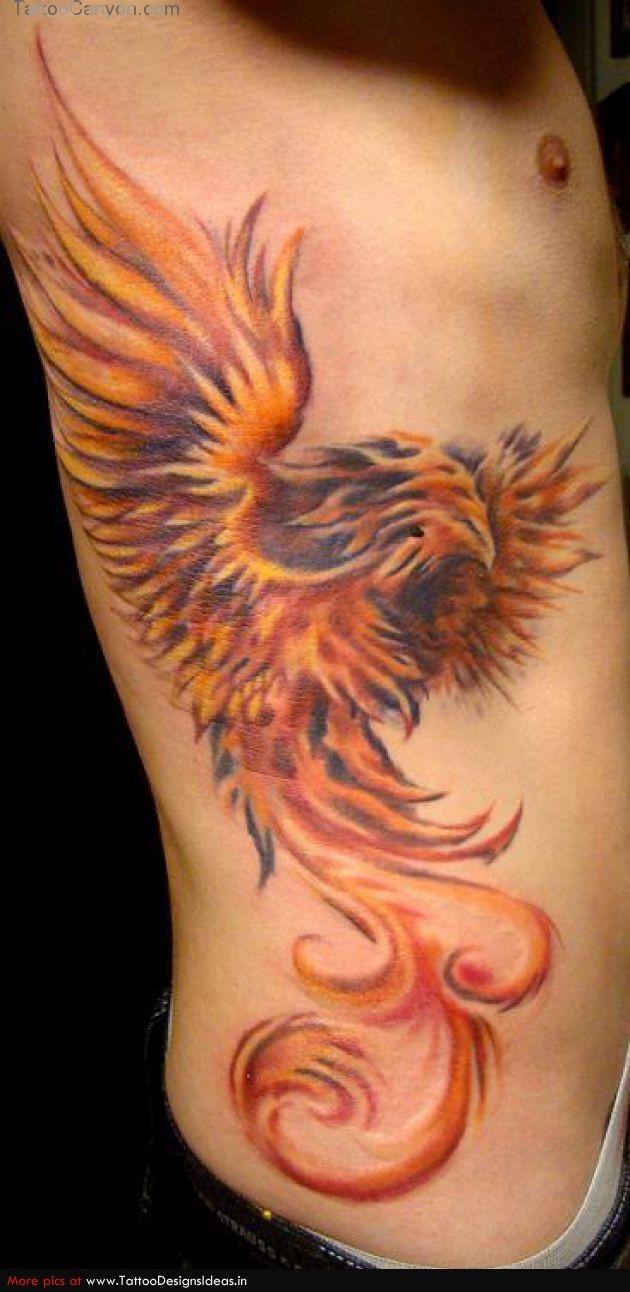 phoenix tattoos photo - 11