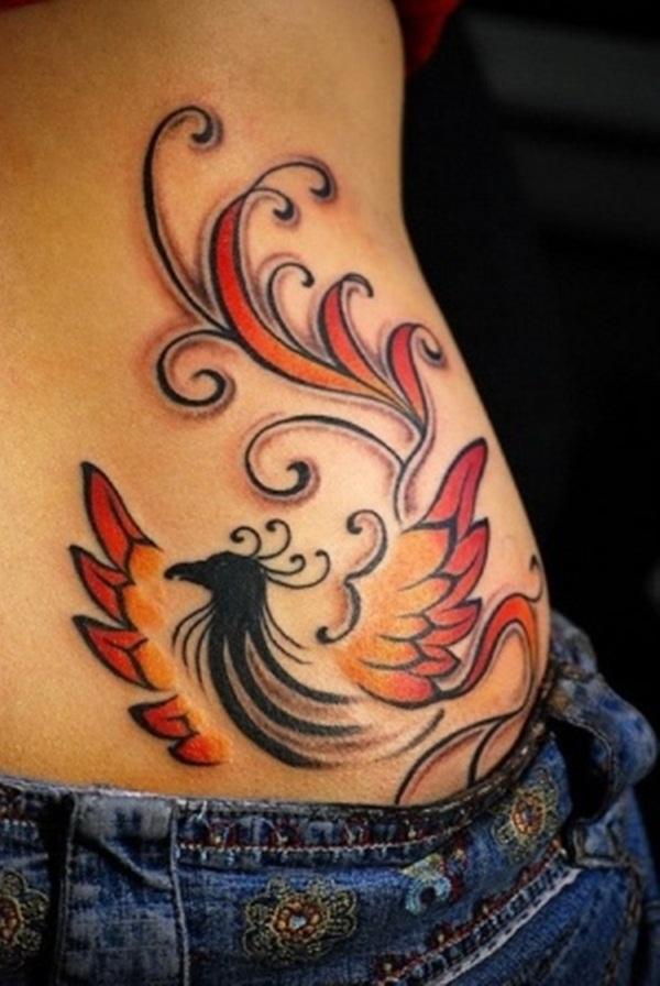 phoenix tattoos photo - 23