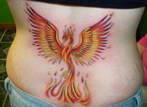 phoenix tattoos photo - 24