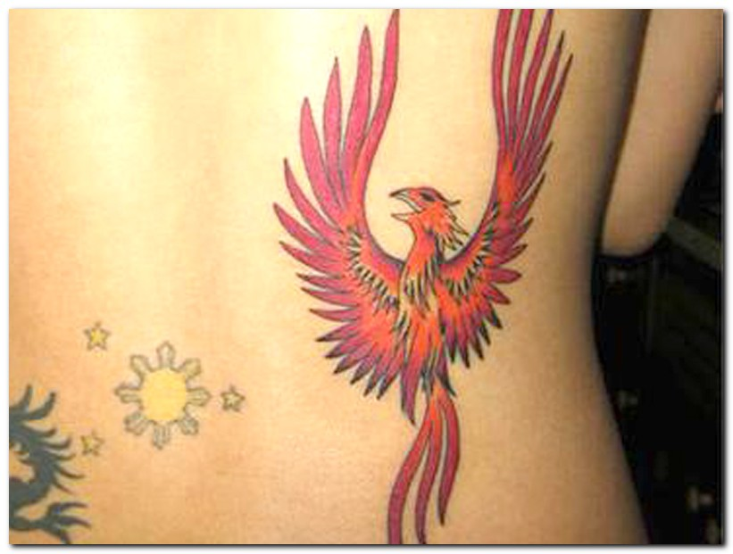 phoenix tattoos photo - 31