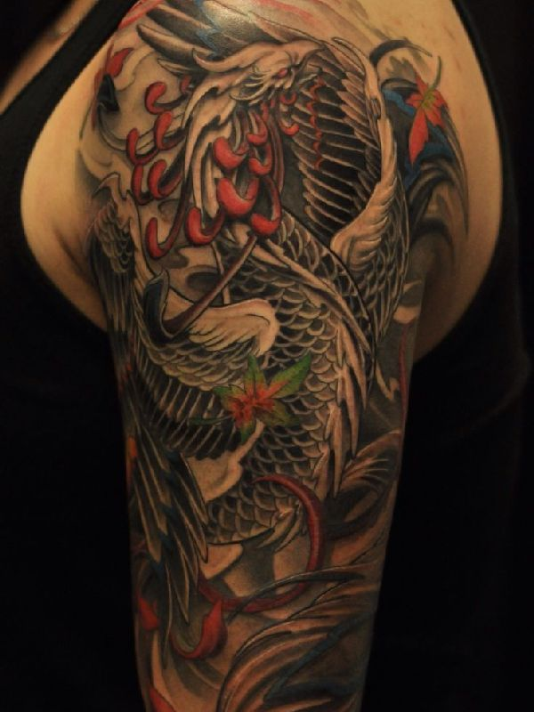 phoenix tattoos photo - 32