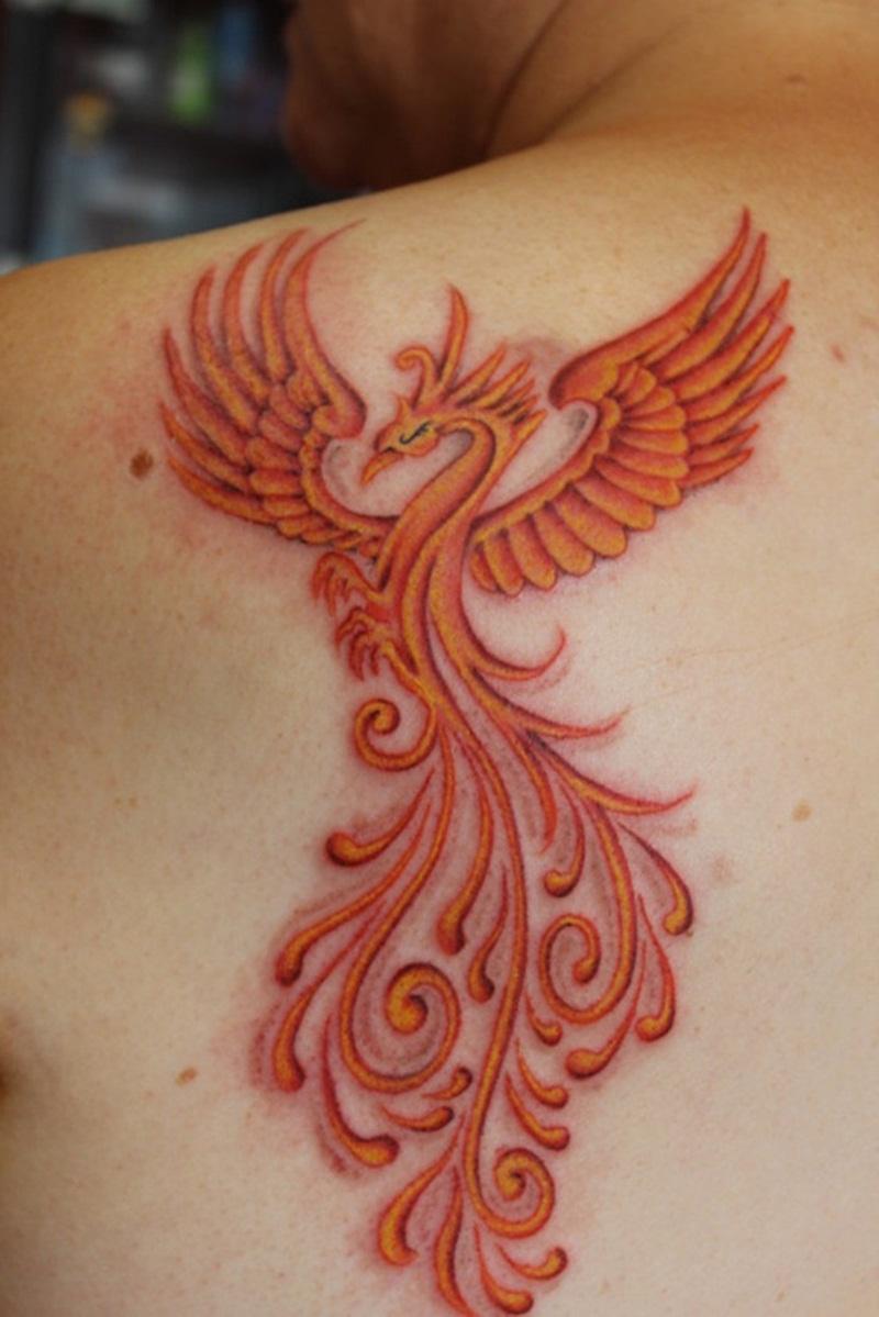 phoenix tattoos photo - 7