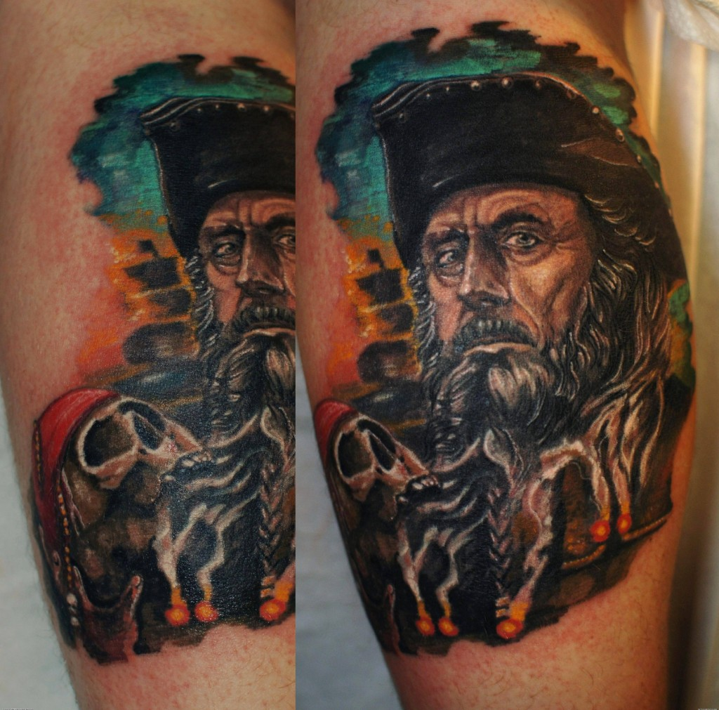 pirate tattoos photo - 10
