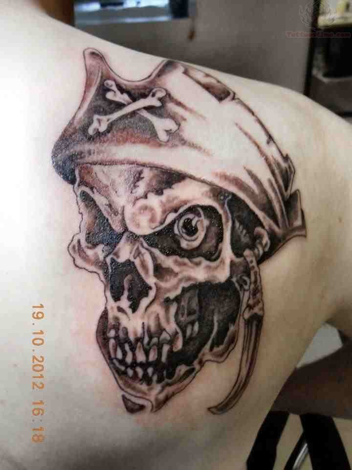 pirate tattoos photo - 12