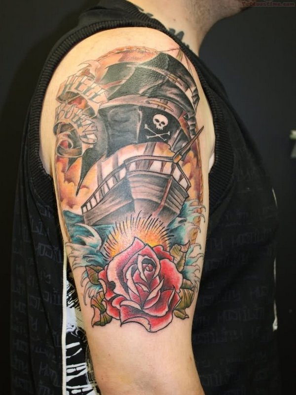 pirate tattoos photo - 21
