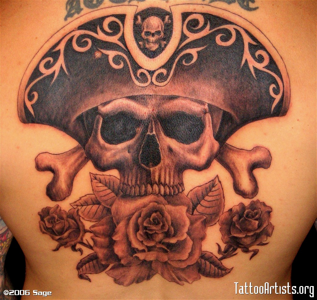 pirate tattoos photo - 31