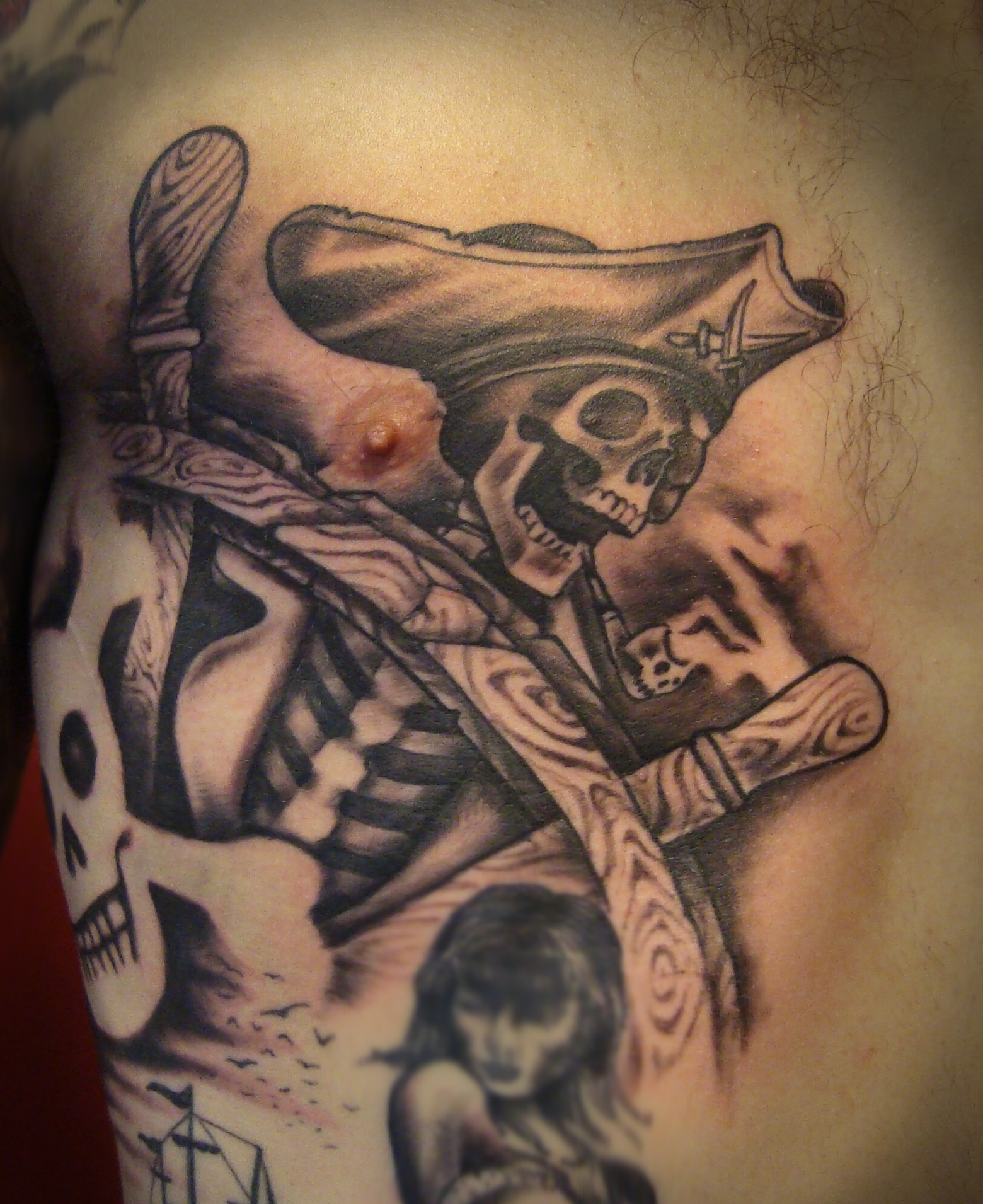 pirate tattoos photo - 4