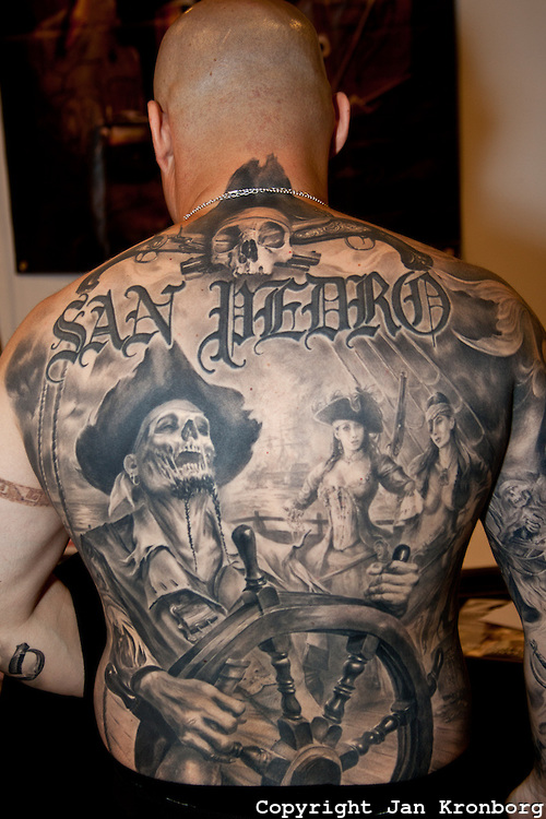 pirate tattoos photo - 5
