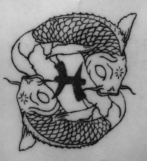 pisces tattoos photo - 16