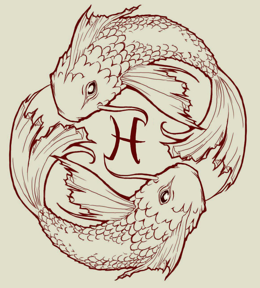 pisces tattoos photo - 22