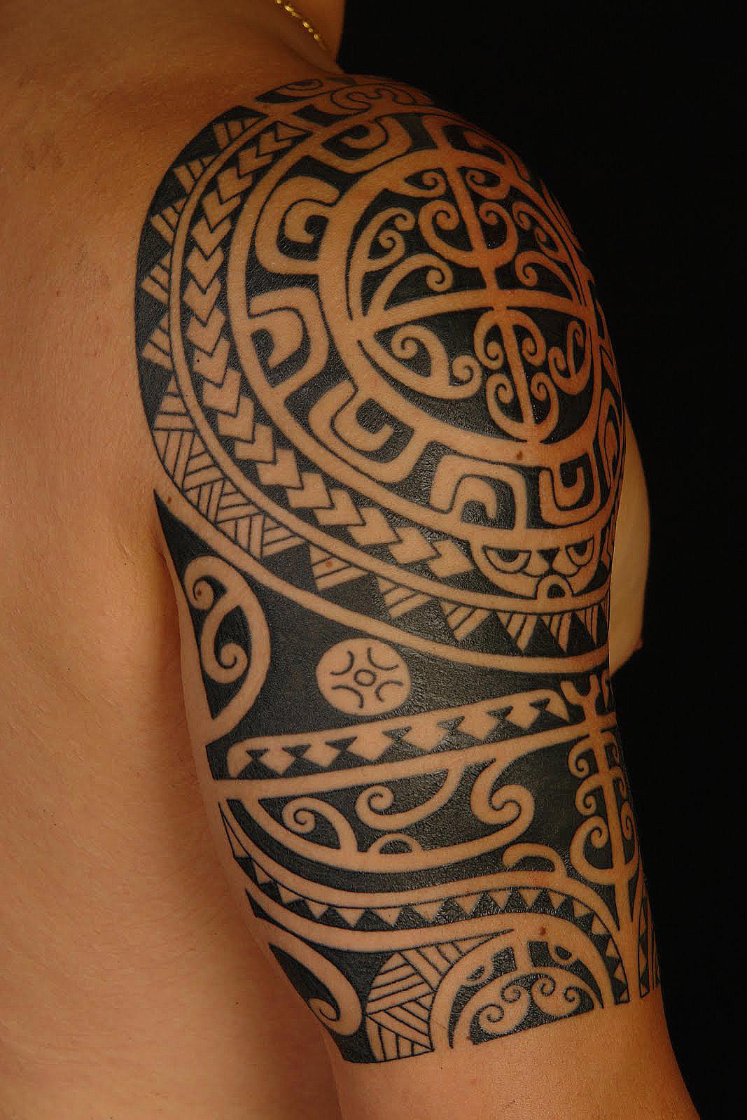 polynesian tattoos photo - 1
