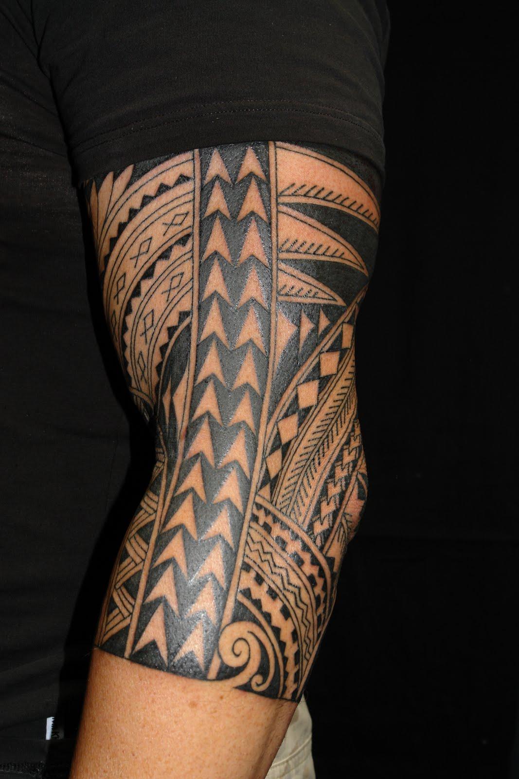 polynesian tattoos photo - 14