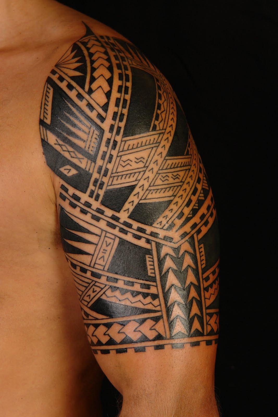 polynesian tattoos photo - 17