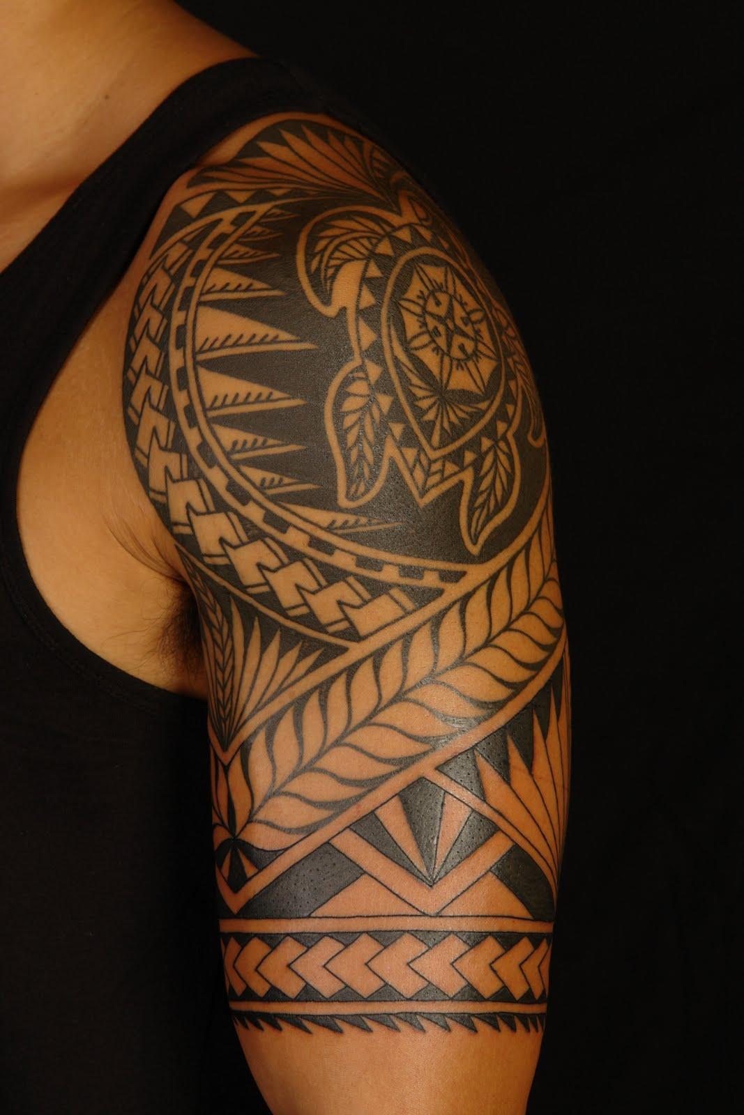 polynesian tattoos photo - 2
