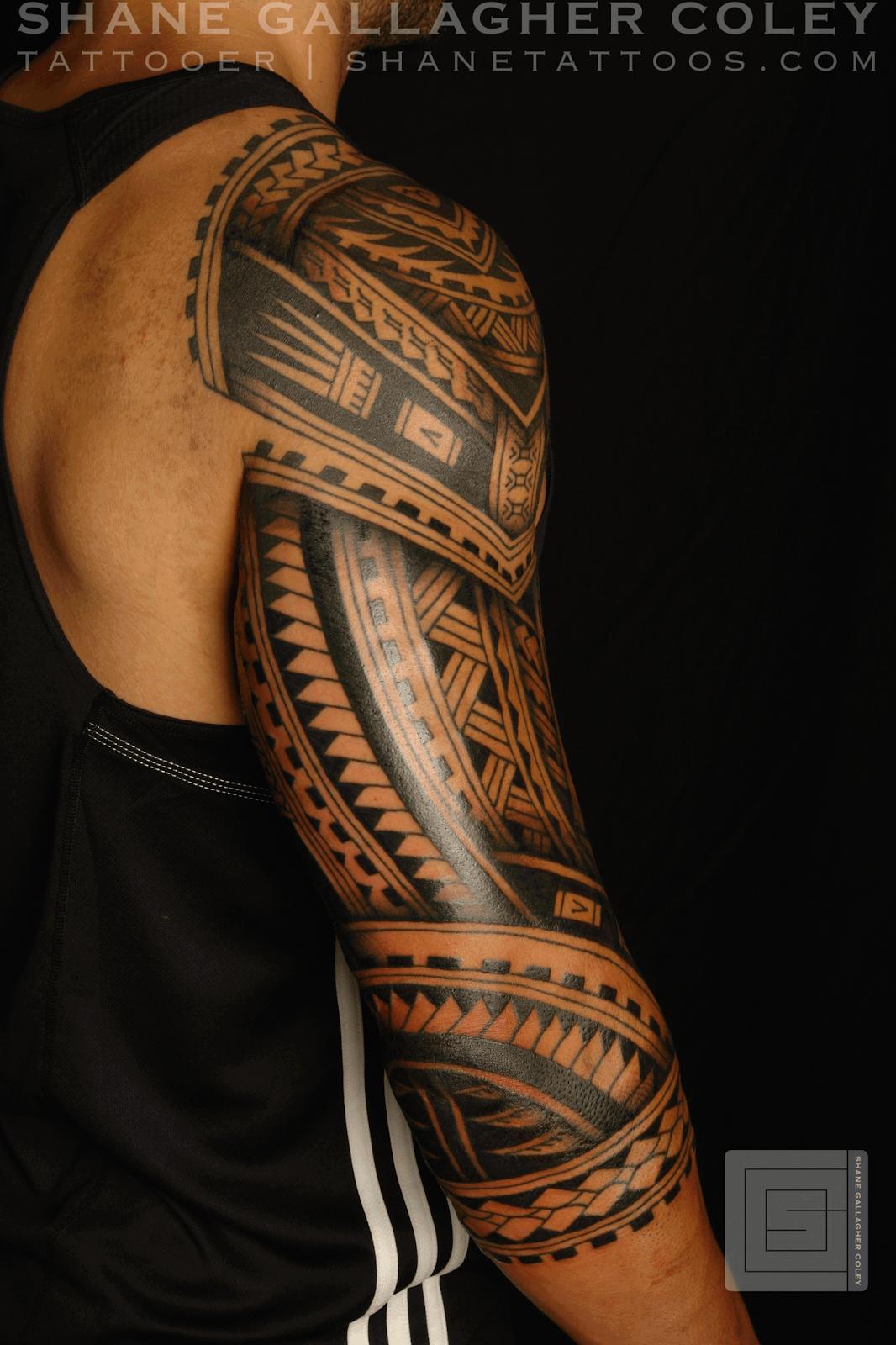 polynesian tattoos photo - 20