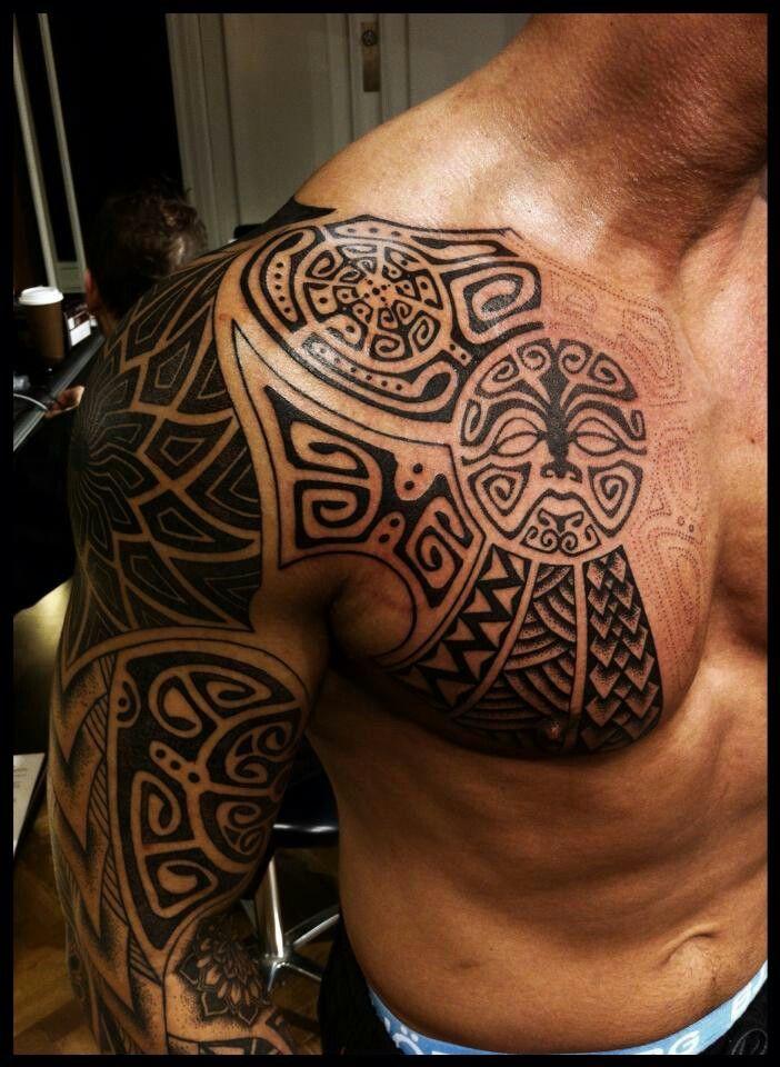 polynesian tattoos photo - 21