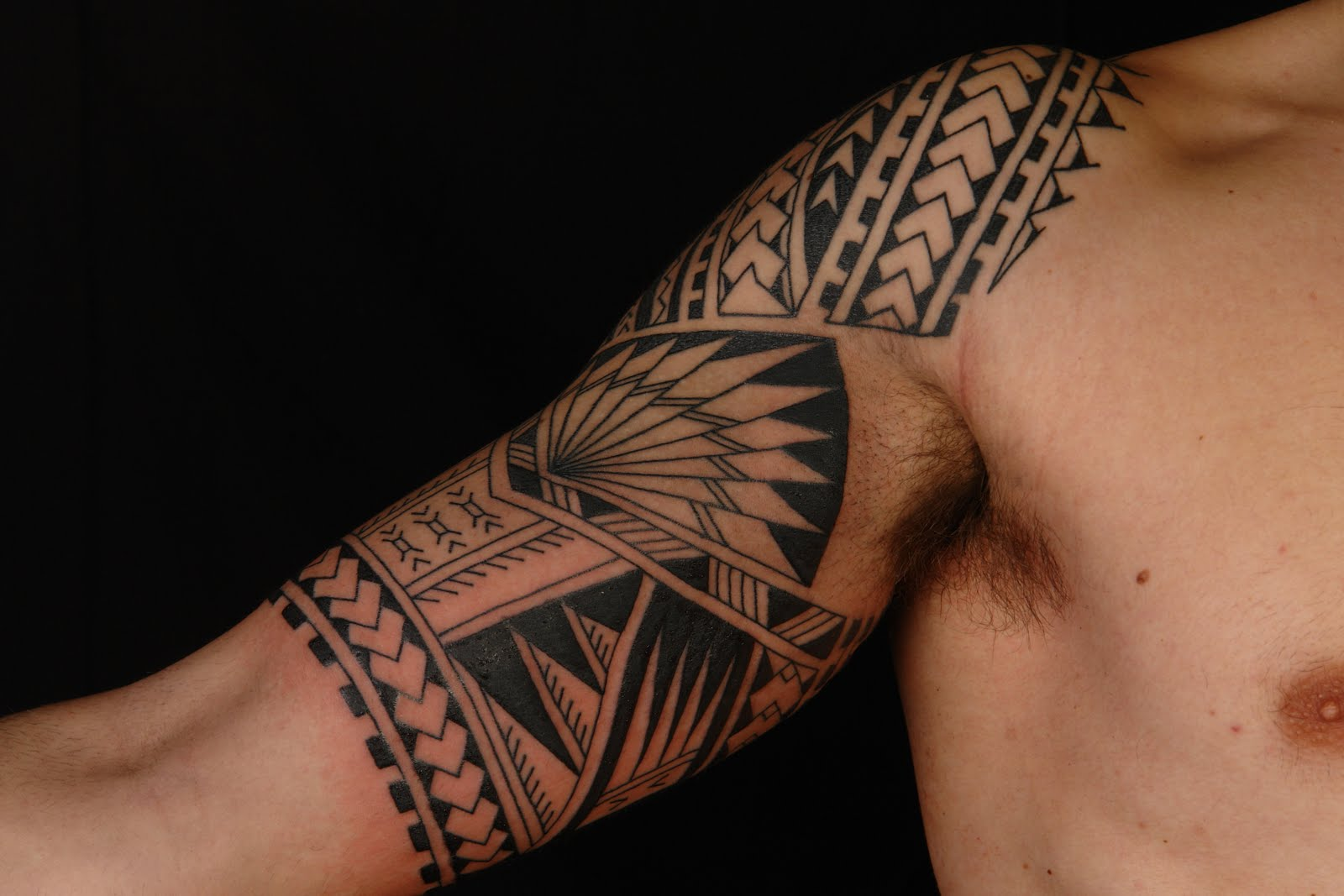 polynesian tattoos photo - 24