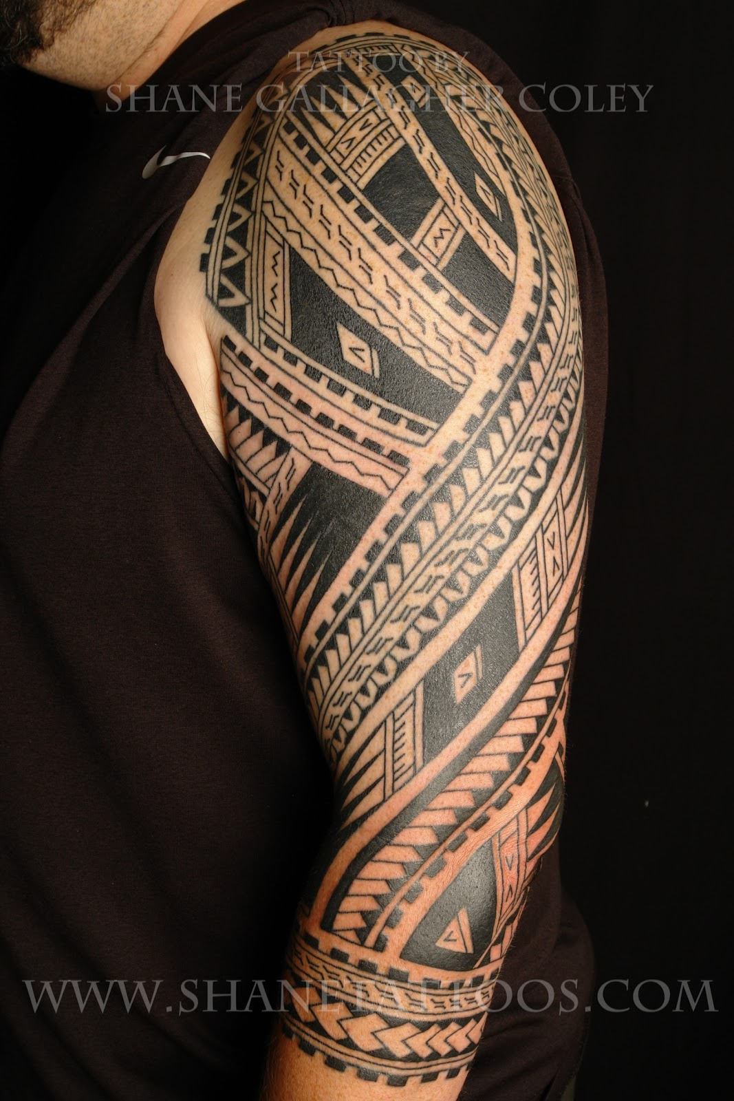 polynesian tattoos photo - 25