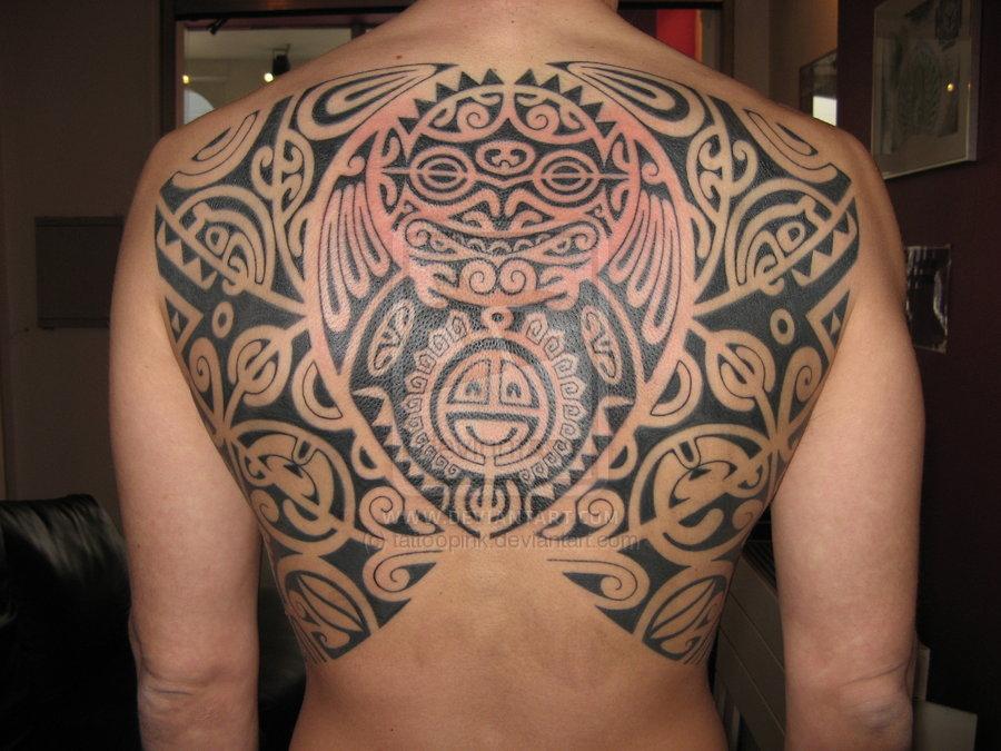 polynesian tattoos photo - 26