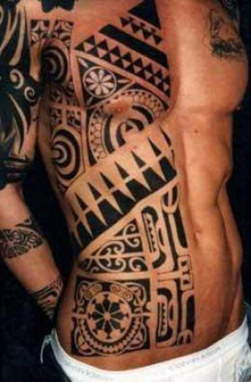 polynesian tattoos photo - 28