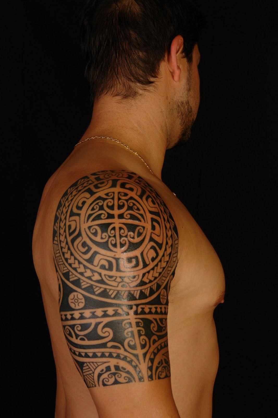 polynesian tattoos photo - 5