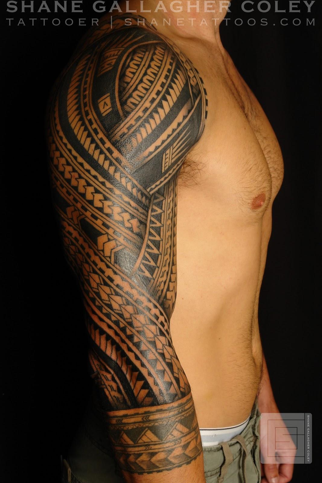 polynesian tattoos photo - 6