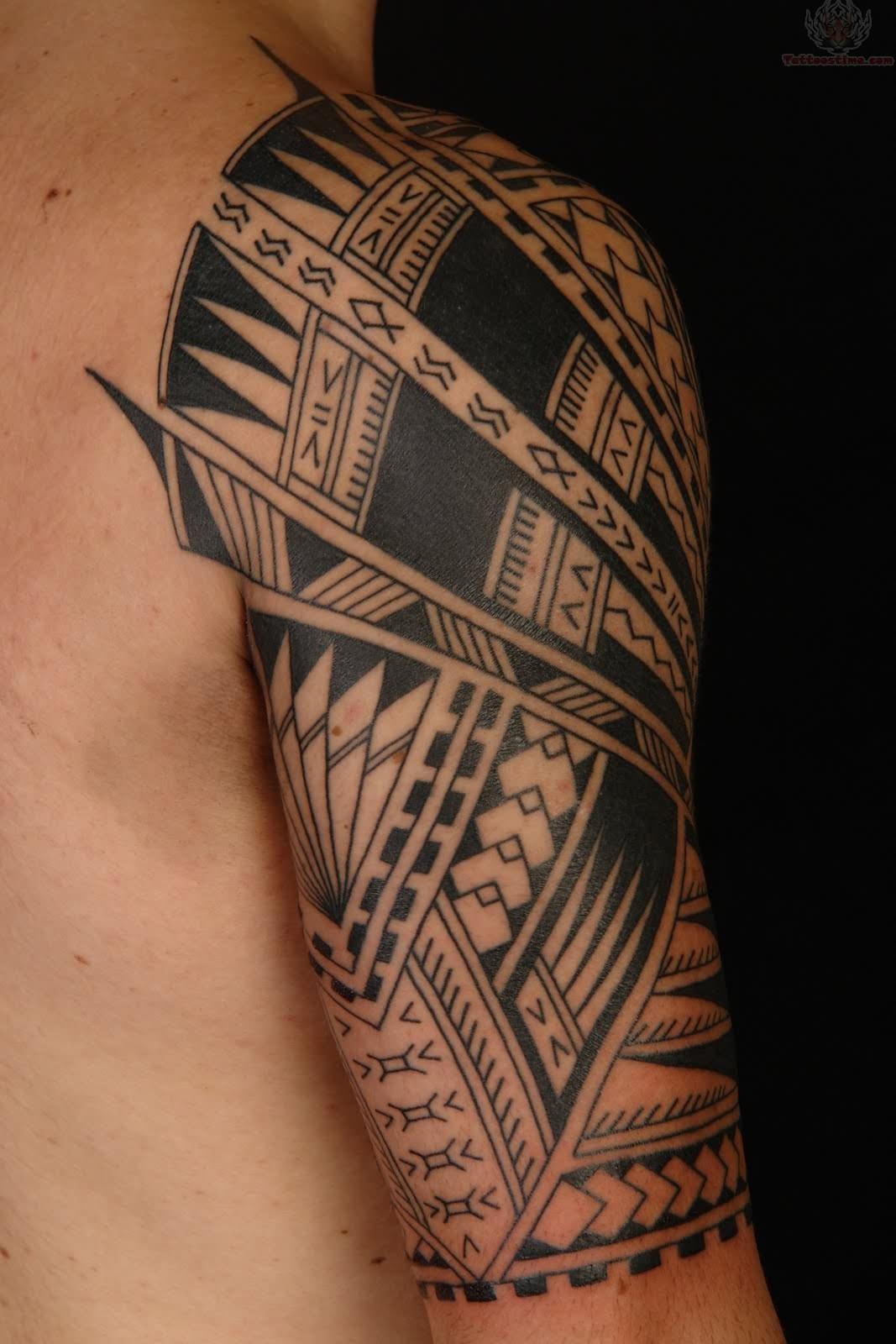 polynesian tattoos photo - 8