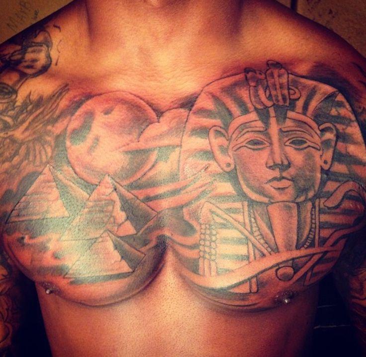 pyramid tattoos photo - 18