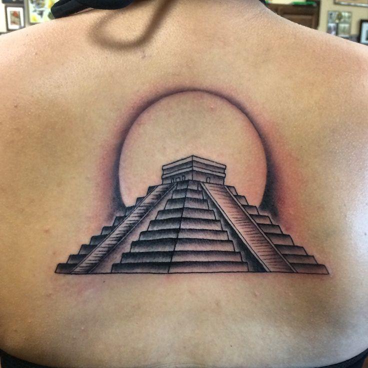 pyramid tattoos photo - 4