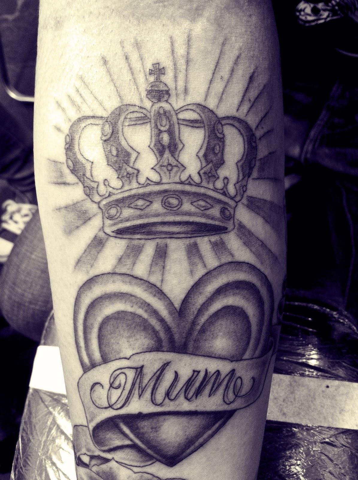 queen tattoos photo - 18