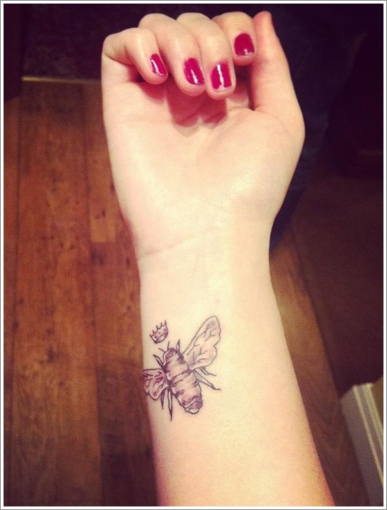 queen tattoos photo - 21