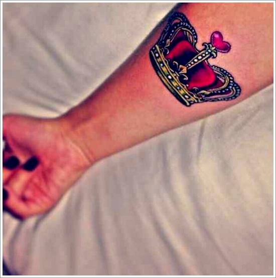 queen tattoos photo - 23