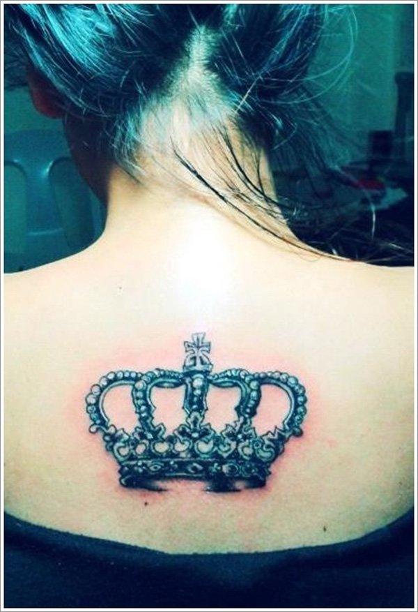 queen tattoos photo - 24