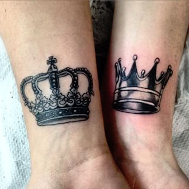 queen tattoos photo - 27