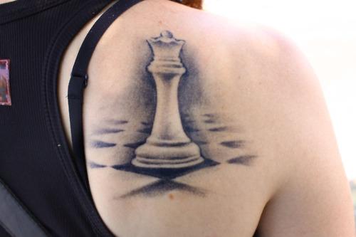 queen tattoos photo - 30