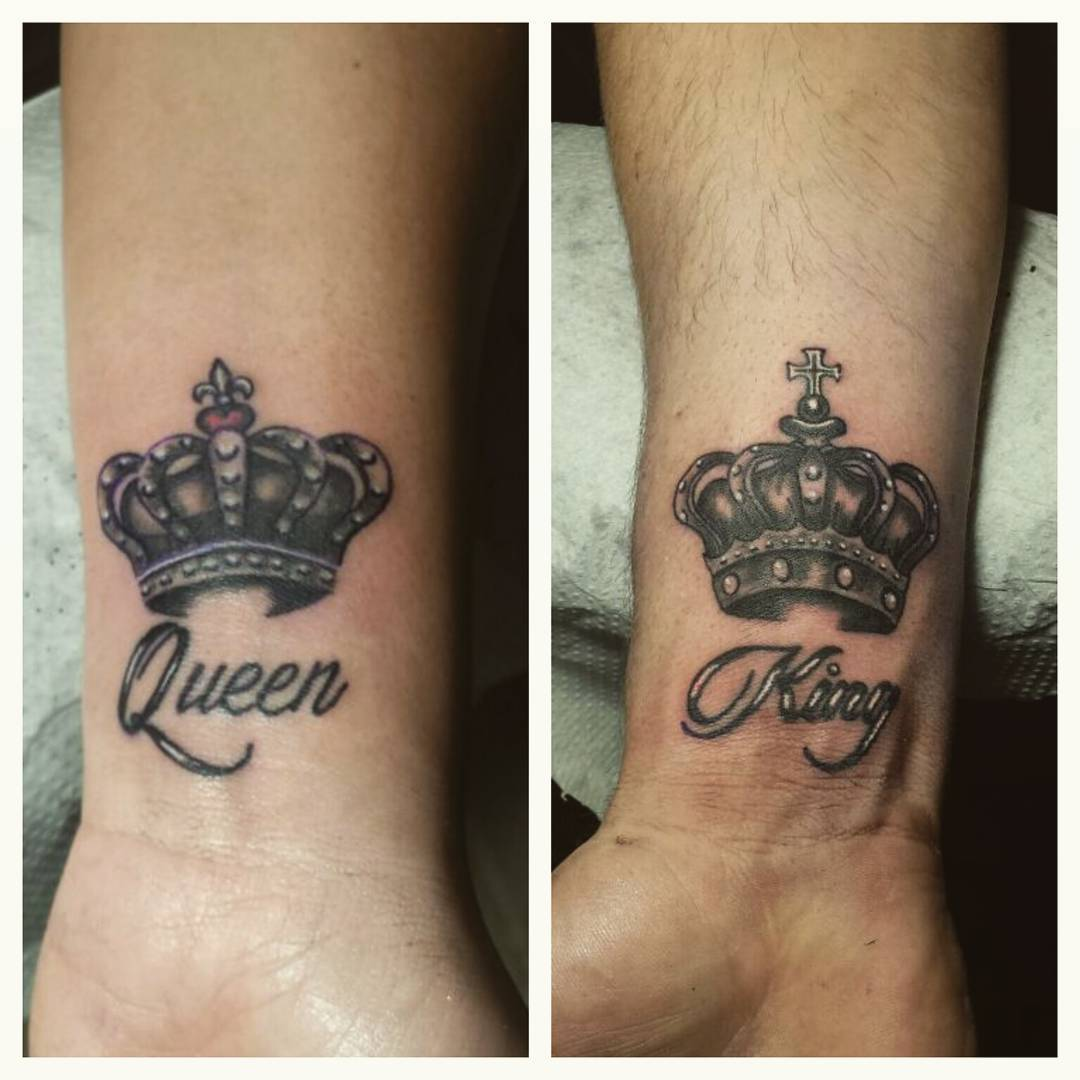 queen tattoos photo - 32