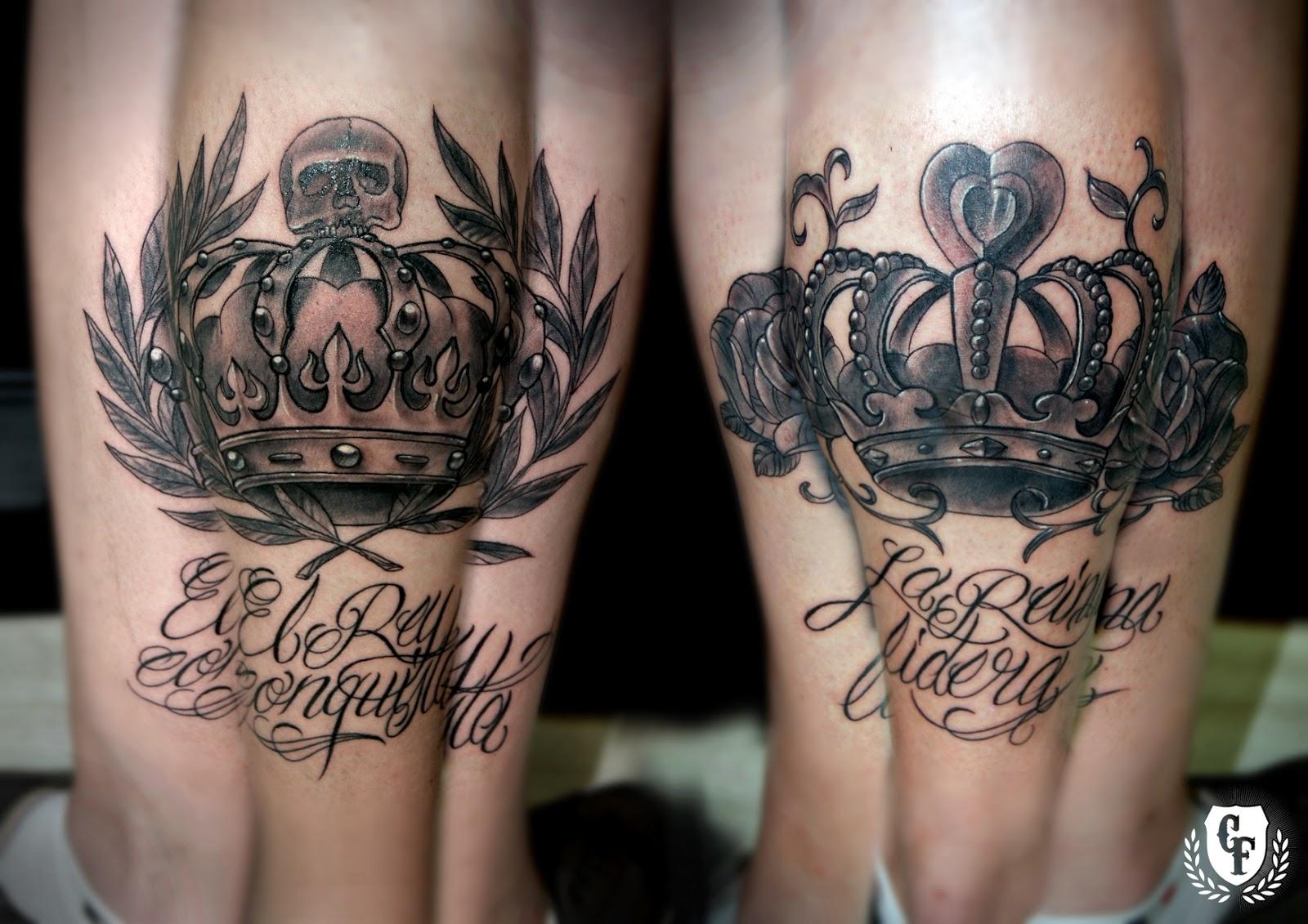 queen tattoos photo - 33