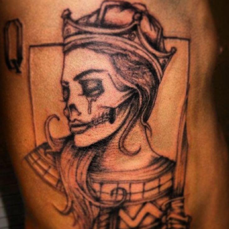 queen tattoos photo - 38
