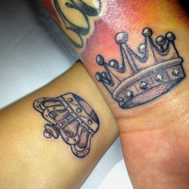 queen tattoos photo - 39