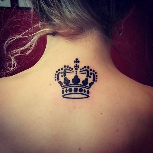 queen tattoos photo - 43