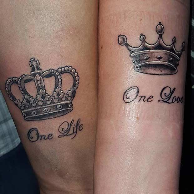 queen tattoos photo - 44