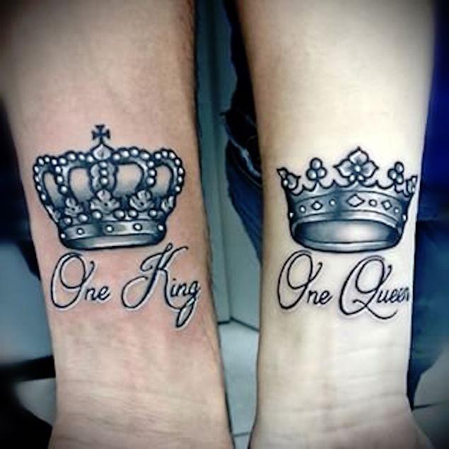 queen tattoos photo - 5