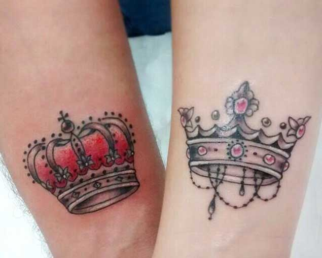 queen tattoos photo - 6