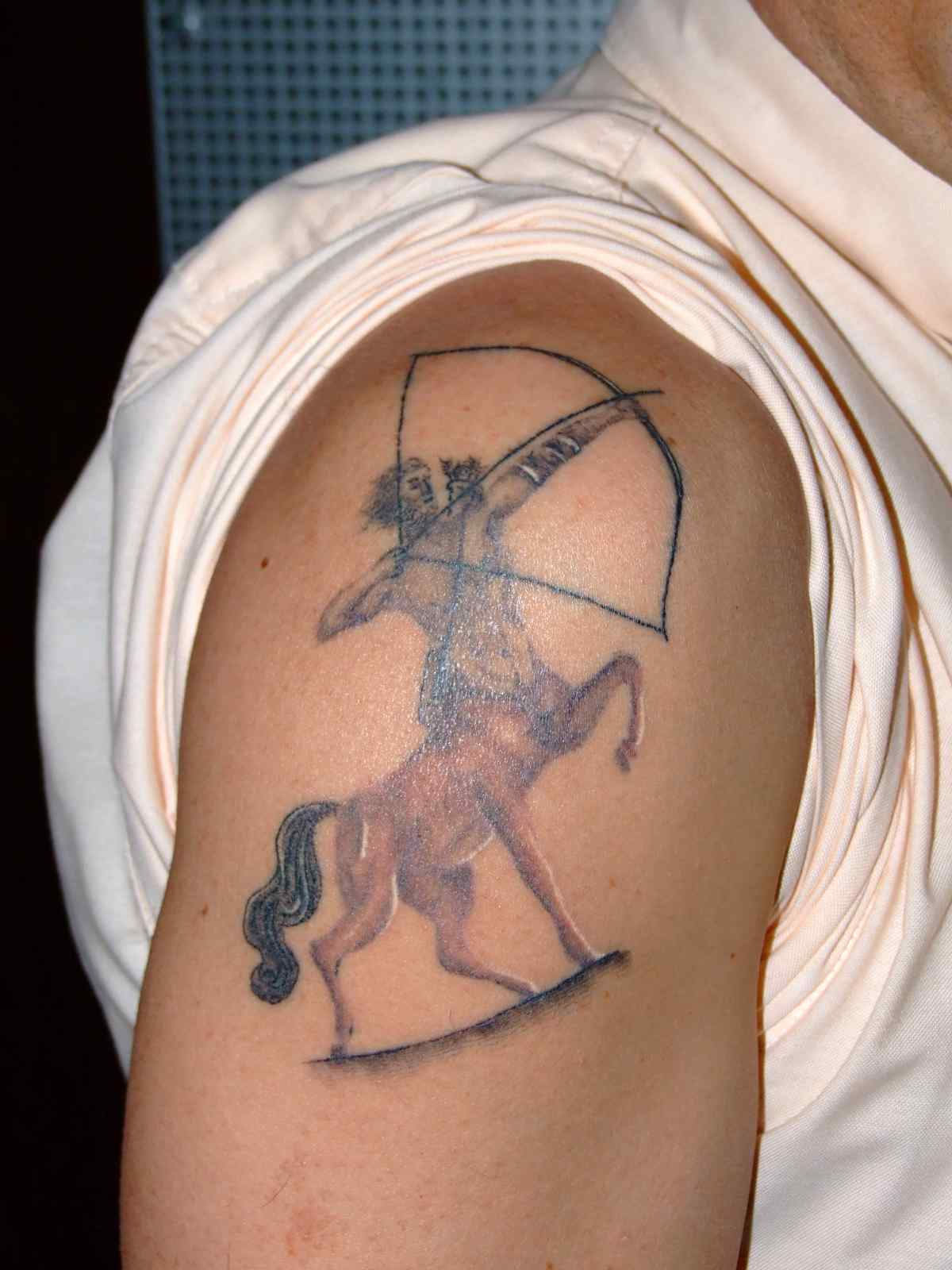sagittarius tattoos photo - 15