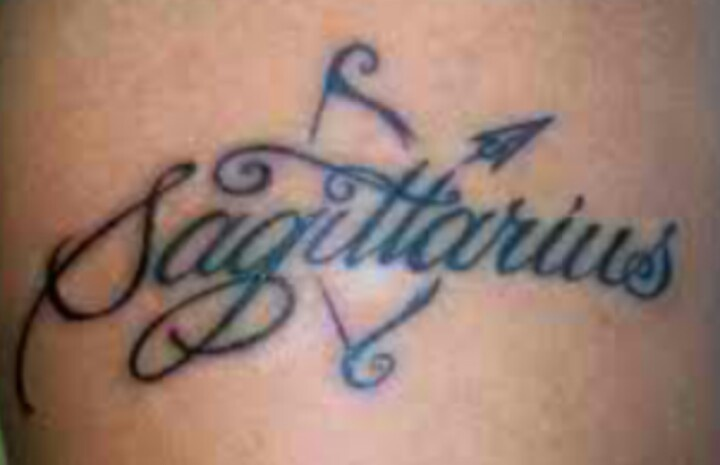 sagittarius tattoos photo - 5