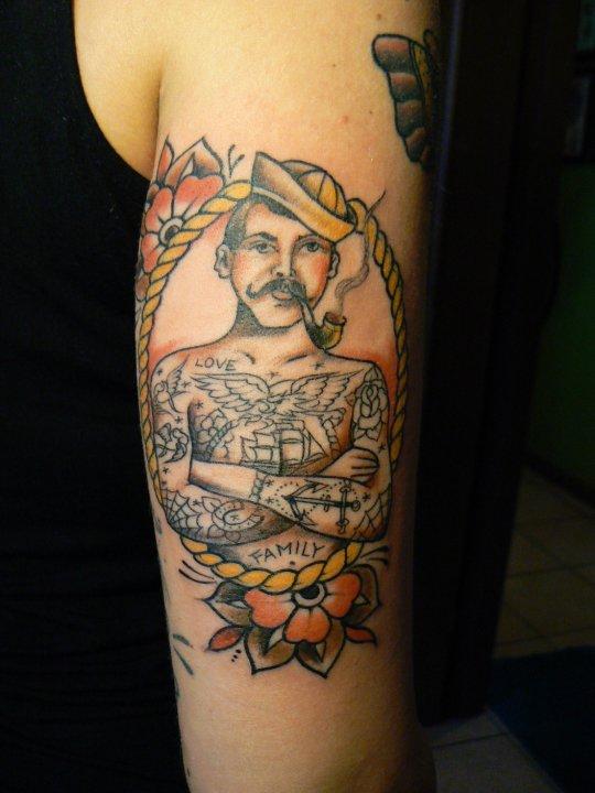 sailor tattoos photo - 1