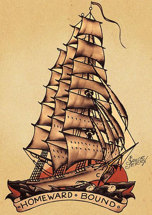 sailor tattoos photo - 11