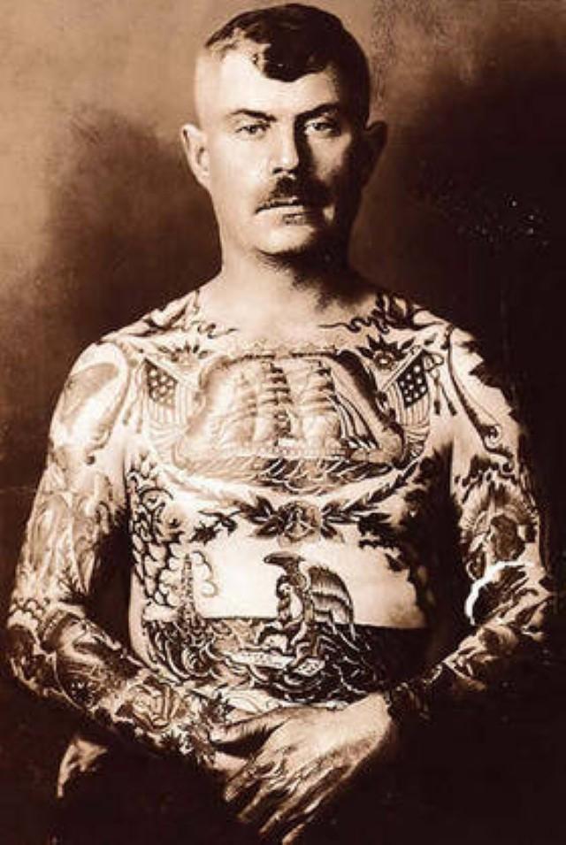 sailor tattoos photo - 14