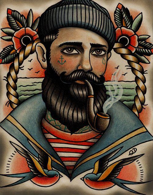 sailor tattoos photo - 15